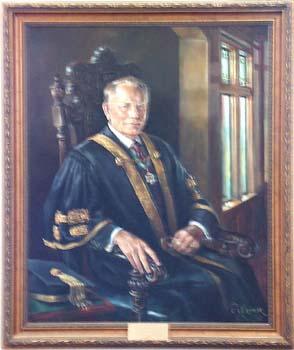 Leslie Raymond Peterson Portrait