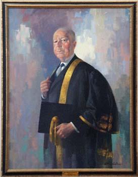 John Murdoch Buchanan Portrait