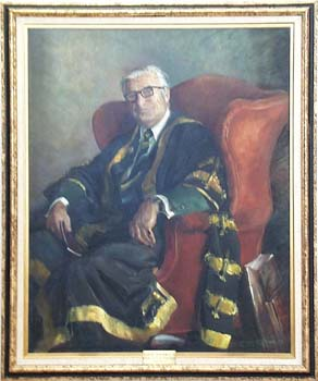 Allan M. McGavin Portrait
