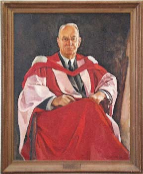 Leonard Klinck Portrait