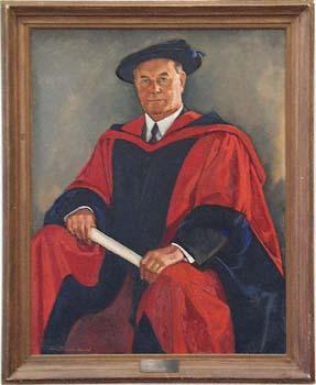 Eric Werge Hamber Portrait