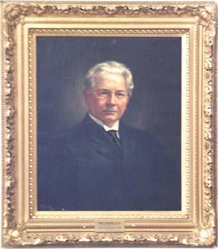 Robert McKechnie Portrait