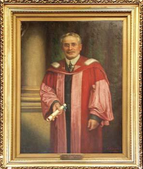 Frank Wesbrook Portrait