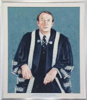 Knud George Pedersen Portrait