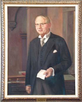 George Torrance Cunningham Portrait