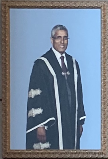 Arvind Gupta Portrait