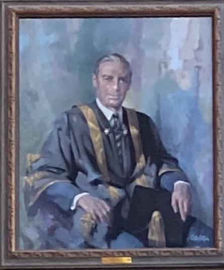 Donovan F. Miller Portrait