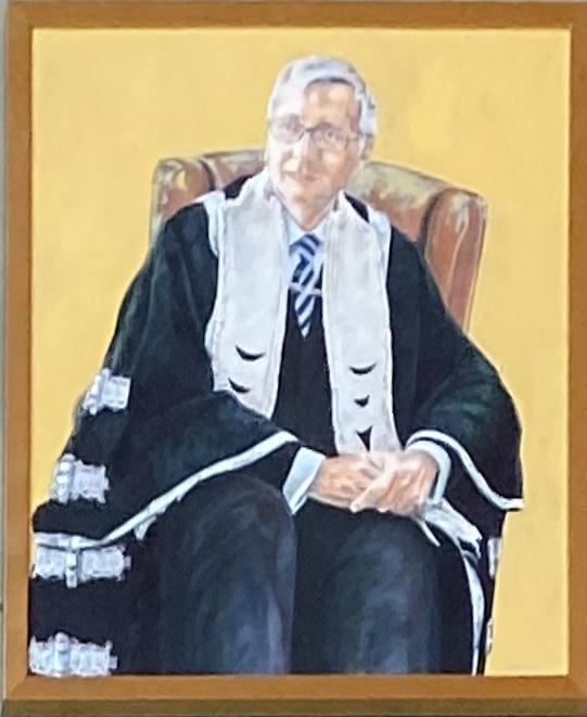 Steven John Toope Portrait